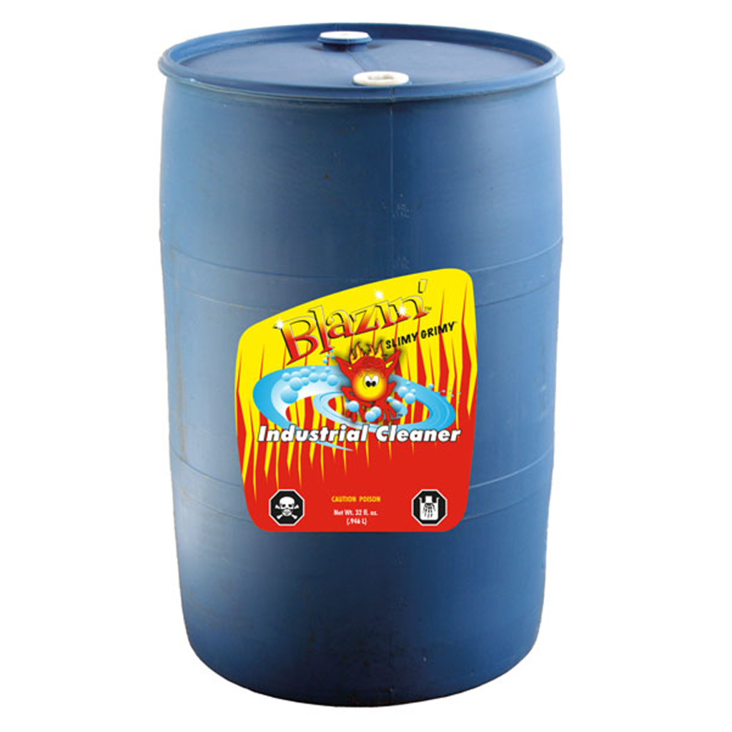 Blazin Industrial Formula 55 Gallon Drum Slimy Grimy